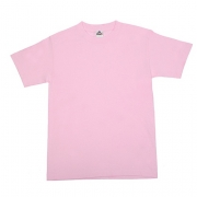 AAA 1301 Adult Short Sleeve Tee (Pink)