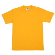 AAA 1301 Adult Short Sleeve Tee (Gold)