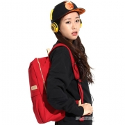 [디얼스] CANVAS DAYPACK-RED