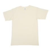 AAA 1701 Adult Short Sleeve Tee (Cream)