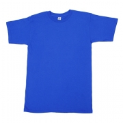 AAA 1701 Adult Short Sleeve Tee (Royal)