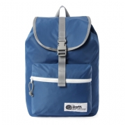 [디얼스] NYLON 1-POCKET BACKPACK-BLUE