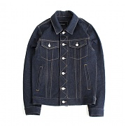 13.5oz Raw Denim Jacket
