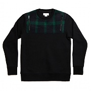[QUIETIST]HEAVY COVER SWEAT-SHIRTS (GREEN)