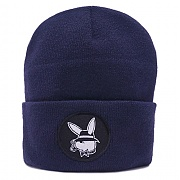 모쉬키즈 Mix Unit PLAY BOY beanie (navy)