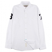 UTS 38 just thirtyseven oxford shirts_white(남여공용)