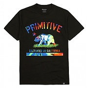 15 SP PRIMITIVE Cultivated Tee Black