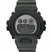 [지샥] 국내/무배 G-SHOCK GMDS-6900SM-1 / S-Series Black Resin Band