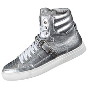 카네브로스(CB) Belted HighTop_Silver