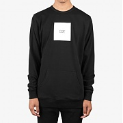 도프 Square Logo Crewneck (BLACK)