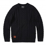 위에스씨 (F4)Cabe(men′s knitted.blue iris)
