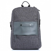 [스칸큐브]  레빅 백팩 SKANCUBE REVIK BACKPACK DARK GREY