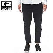 글로브GOODSTOCK CHINO SLIM FIT PANTS (BLACK)