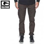 글로브GOODSTOCK CARGO SLIM FIT PANTS (OIL)