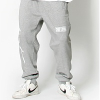 스턴트 Stunt Dash Logo Sweatpants (Gray)