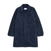 [커스텀어클락]M SINGLE TRENCH COAT NAVY