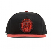 레벨에잇 REBEL EIGHT STUDIOS Snapback (BLACK)