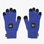 피스메이커 LAMBSWOOL OG SMART GLOVE 5W (BLUE)
