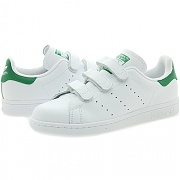 아디다스 스탠 스미스 CF 흰초 (STAN SMITH CF FTWWHT/FTWWHT/GREEN)