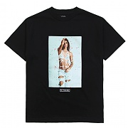16 SP VISUAL X Michele Maturo Pollock Tee Black