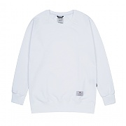 [스티그마]STIGMA BLIND MEDIUM SWEAT CREWNECK WHITE