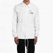 도프 Worldwide Tour Coaches Jacket (White)