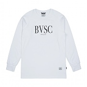[스티그마]STIGMA BVSC LONG SLEEVES T-SHIRTS WHITE