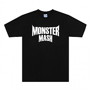 [NYPM] MONSTER HAZE TEE (BLK)