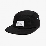 [피스메이커] CHOOSE LIFE CAMP CAP (BLACK)