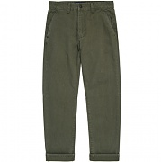모디파이드 cotton tapered fit pants (khaki)