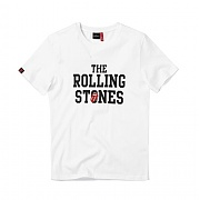 브라바도 THE ROLLING STONES TEXT&TONGUE WH