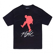 플라잉나인티 FNTY Kanye Flight T-Shirt (BLACK)