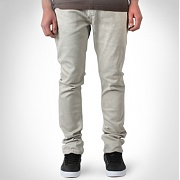 알타몬트 G.HILL / WILSHIRE SLOUCH FIT SIGNATURE ST DENIM (Light Grey)