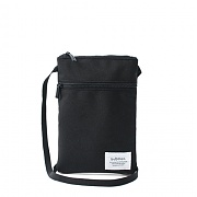 [버빌리안] Bubilian MINI POUCH BLACK