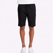 도프 Cut-Off Sweatshorts (Black)
