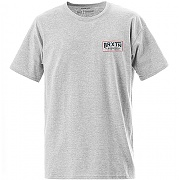 브릭스톤 DUNNUNG 반팔티 (BRIXTON DUNNING S/S STND TEE_HEATHER GREY)