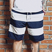 (단독)세인트페인 SP TONY BOARD SHORTS-NAVY