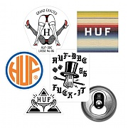 허프 HUF 15HO STICKER PACKS