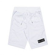 [스티그마]STIGMA INFAMOUS MESH SHORT PANTS WHITE