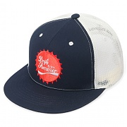 [드라이프] ENJOY MESH CAP-NAVY/WHITE