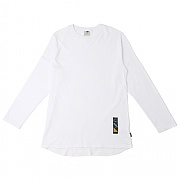 [ROMANTICCROWN]Standard Long Sleeve_White