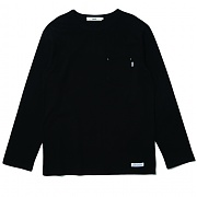 바스틱 Vastic Basic Pocket long sleeve