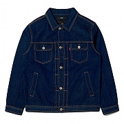 바스틱 Vastic Denim Jacket Indigo