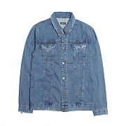 JHONNY WEST - Hacker Denim Jacket (Light Blue)