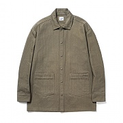 [파르티멘토] Herringbone Jacket Khaki