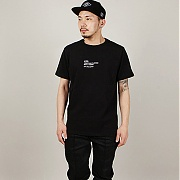 앱놀머씽 ATC 시티 티셔츠 블랙 (ABNORMALTHING ATC CITY T-SHIRT BLACK)