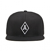 [블랙스케일] BLACK SCALE AGITATOR SNAPBACK (BLACK)
