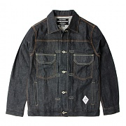 세인트페인 SP JAMES SELVAGE RAW DENIM JKT