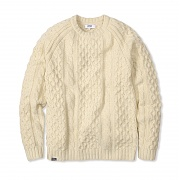 위에스씨 (G4)Cabe(men′s knitted.angora)