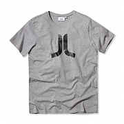 위에스씨 (00)Icon(men′s S/S.grey melange)